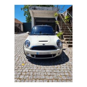10 Mini Cooper | S Cabrio | 2010 | Branco | 79.000 kms