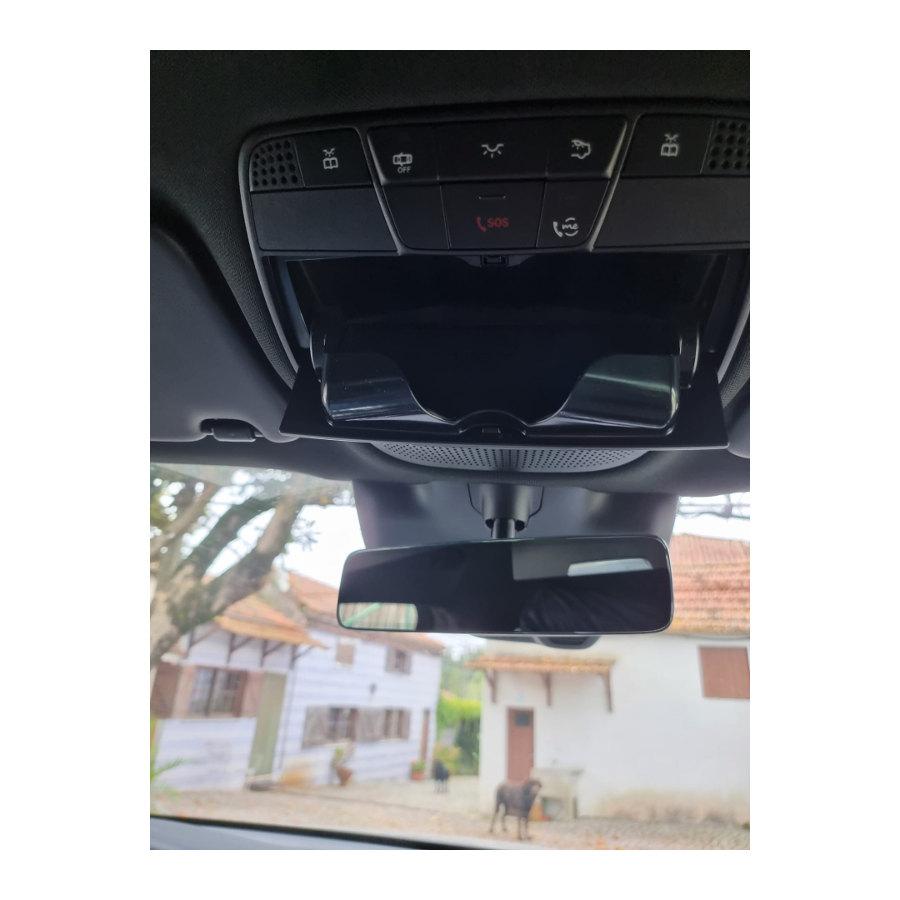9 Mercedes   GLC 220d Coupé Amg   2020   Cinza Metalizado   6.100 kms